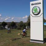 Journée évènement avec notre partenaire Skoda car avenue Sarrebourg